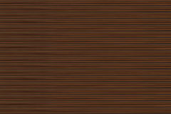 Elongated horizontal boards dark brown base color background Stock Image