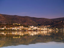 Elounda Royalty Free Stock Photo