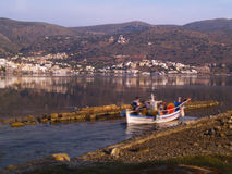 Elounda Royalty Free Stock Photography