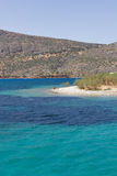 Elounda bay Royalty Free Stock Image