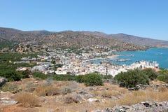 Elounda Crete, Greece Stock Photography