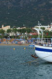 Elounda Stock Photo