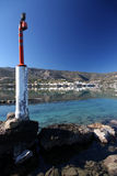 Elounda Village,Crete Royalty Free Stock Images