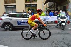 Eloy Teruel Team Cofidis royalty free stock photo
