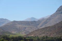 Elqui dal, Chile Arkivbilder