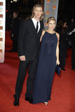 Elsa Pataky, Chris Helmsworth Images libres de droits