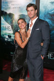 Elsa Pataky, Chris Hemsworth Royalty Free Stock Photo