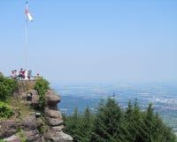 Elsass-Ansicht Stockbilder