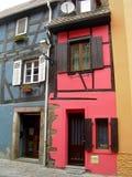 Elsass - Berkheim 17. Berkheim entrance to the city.Medieval city.wine Route.Romantik pur Stock Photography