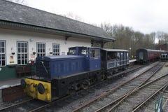 Elsecar Heritage Railway Station & Depot Stock Photography