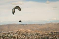 Elsinore, California/Stati Uniti - 18 marzo 2018: Il lago Elsinore è La Mecca interna dell'impero per gli sport di ricerca di emo fotografia stock