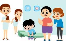 Elternnehmen Lizenzfreies Stockfoto