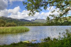 Elterwater, Cumbria Royalty Free Stock Images