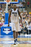Elton Brand of Mavericks Stock Images