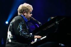 Elton John Stock Photo