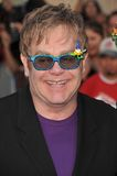 "Elton John. At the world premiere of his new animated movie ""Gnomeo & Juliet"" at the El Capitan Theatre, Hollywood. January 23, 2011  Los Angeles, CA Picture Royalty Free Stock Image"
