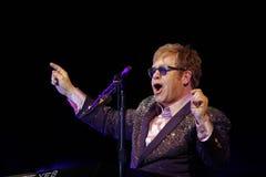 Elton John Στοκ φωτογραφία με δικαίωμα ελεύθερης χρήσης