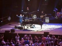 Elton John: Concierto exclusivo en Andorra 2015 fotografía de archivo