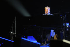 Elton John Royalty Free Stock Image