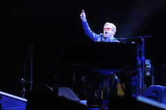 Elton John Royalty Free Stock Photography