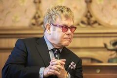 Elton John Stock Photography