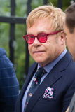 Elton John Stock Image
