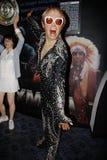Elton John wax statue Royalty Free Stock Photo