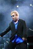 Elton Juan imagen de archivo libre de regalías