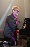 Elton Juan fotografía de archivo libre de regalías