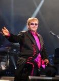 Elton Juan foto de archivo