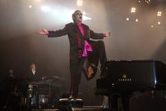 Elton Juan imagenes de archivo