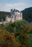 Eltz城堡 库存照片