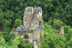 Eltz Castle, Germany Royalty Free Stock Image