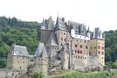 Eltz Castle. In Germany, Eltzcastle, Burgeltz Royalty Free Stock Photo