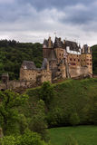 Eltz Castle, Germany. Eltz castle in the forest, Germany Royalty Free Stock Image