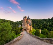 Eltz Castle in Germany Royalty Free Stock Photo
