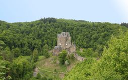 Eltz Castle. Royalty Free Stock Photography