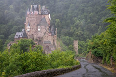 Eltz Castle Royalty Free Stock Photography