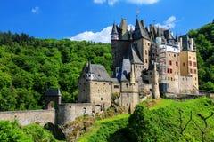 Eltz Castle in Rhineland-Palatinate, Germany. Stock Images