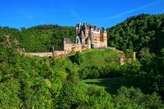 Eltz Castle in Rhineland-Palatinate, Germany. Royalty Free Stock Photo