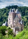 Eltz kasztel, Niemcy zdjęcia stock