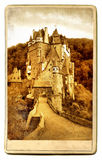 Eltzburg castle -Germany Royalty Free Stock Photos
