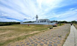 Eluanbi Lighthouse, Kenting Stock Photos
