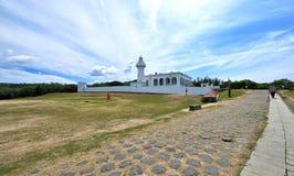 Eluanbi Lighthouse, Kenting Stock Photos