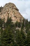 Elva mil kanjon Colorado Royaltyfria Foton