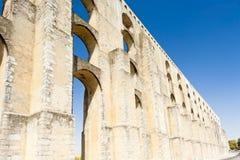 Elvas Aqueduct Royalty Free Stock Photos