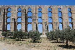 Elvas Royalty Free Stock Photo