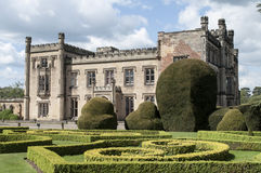 Elvaston Castle Park Building Royalty Free Stock Photos