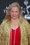 Elvera Roussel白天Emmy奖2009年 免版税库存照片
