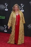 Elvera Roussel Daytime Emmy Awards 2009 Royaltyfri Bild
